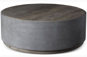 Griffen Round Coffee Table