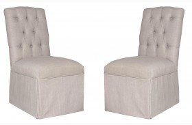 Gracie Espresso Birch Dining Chair Set of 2