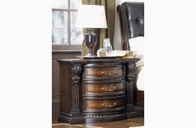 Grand Estates Cinnamon Nightstand