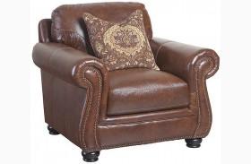 Charleston Hazelnut Antique Espresso Chair