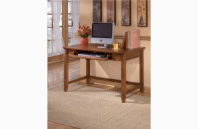 Cross Island Small Leg Office Desk