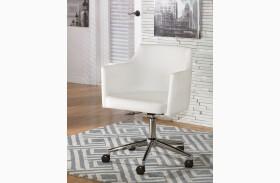 Baraga Home Office Swivel Desk Chair