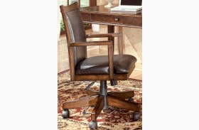 Hamlyn Swivel Arm Chair