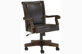 Alymere Home Office Swivel Desk Chair