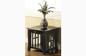 Cassidy Ebony End Table