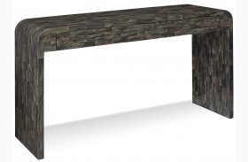 Hayden Horn Console Table