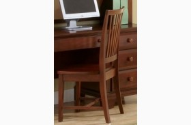 Hamilton/Franklin Cherry Desk Chair