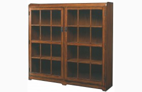 Sedona Mission Oak Bookcase