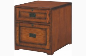 Sedona Mission Oak File Cabinet