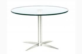 Havana-2-G Glass End Table