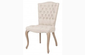 Henri Stone Wash Dining Side Chair
