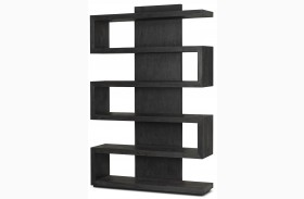 Harrison Mink Bookcase