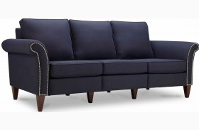 Pippa Midnight Blue Sofa