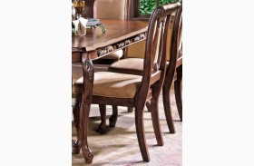 Harmony Cherry Side Chair Set of 2