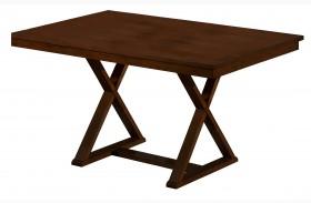 1817 Modern Oak Dining Table