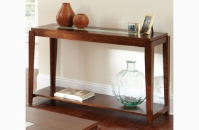 Ice Fruitwood Sofa Table