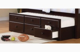 Logan Underbed Trundle Storage