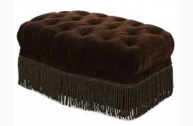 Imperial Court Tufted Ottoman
