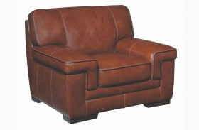 Macco Stampede Chestnut Chair