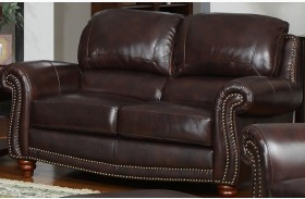 James Tobacco Loveseat