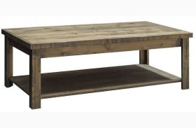 Joshua Creek Barnwood Coffee Table