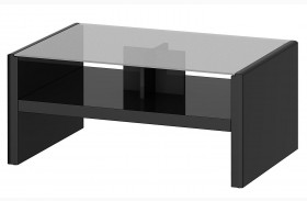 New York Skyline Modern Mocha Coffee Table