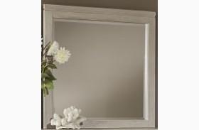 Kismet Sandstone Oak Landscape Mirror