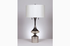Marsha Metal Table Lamp Set of 2