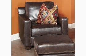 Adobe Akron Brown and Adobe Multi Chair