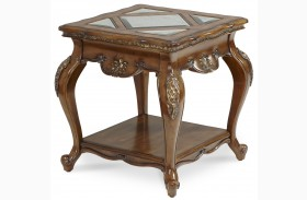 Lavelle Melange End Table