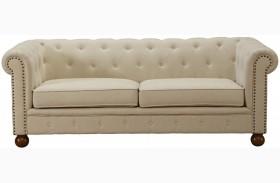 Winston Linen Fabric Sofa
