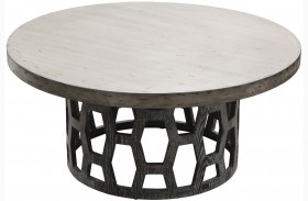 Centennial Two-Tone Coffee Table