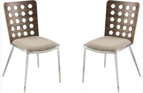 Elton Brown Dining Chair
