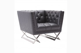 Odyssey Black Chair