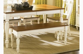 Low Country Sand Bench