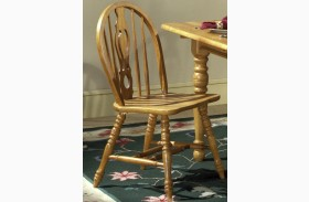 Country Haven Windsor Side Chair Set of 2