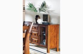 Lakewood Medium Oak Server