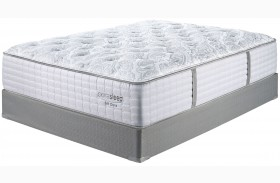 Mt Dana Plush King Mattress With Foundation