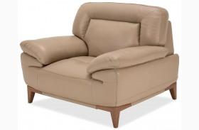 Mia Bella Taupe Chair