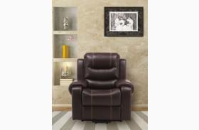 Brahms Mahogany Reclining Lift Chair