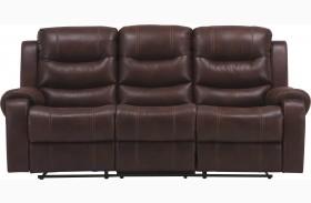 Brahms Cowboy Dual Reclining Sofa