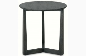 Messina Round End Table