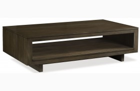 Messina Slat Coffee Table