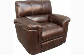 Hitchcock Cigar Power Recliner
