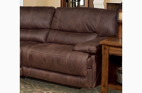 Pegasus Dark Kahlua RAF Power Recliner