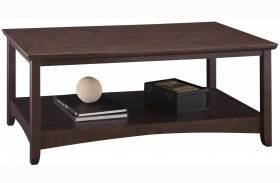 Buena Vista Madison Cherry Coffee Table