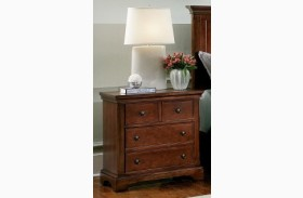 Forsyth Cherry Nightstand
