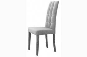 Vivente Noble Grey Birch Dining Chair Set of 2