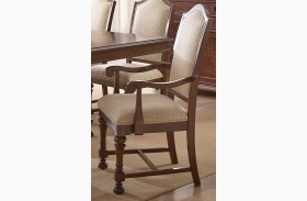 Norwich Upholstered Arm Chair Set of 2