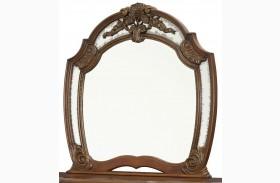 Oppulente Sienna Spice Dresser Mirror